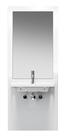 HEWI Waschtisch-Modul S50 HEWI Waschtisch-Modul S50