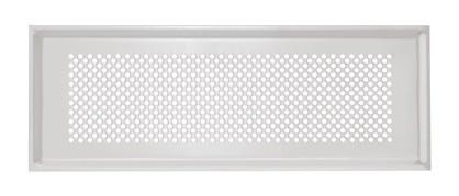 ZE Design-Gitter CLF, Venezia weiß, 350 x 130 mm