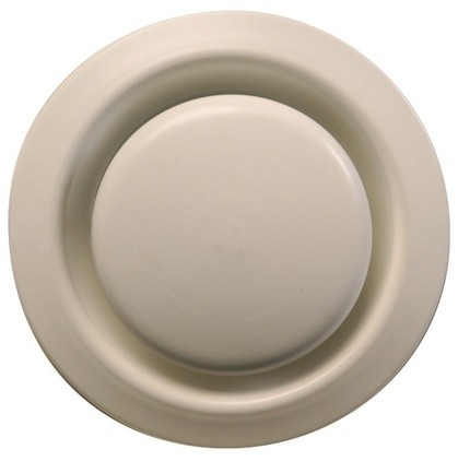 ZE Abluft-Tellerventil STB 1-100 DN 100, 142 mm