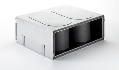 ZE Schalldämpfer CW-S 625 für ComfoWell