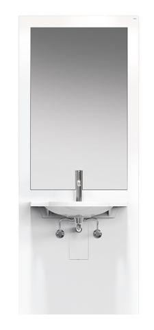 HEWI Waschtisch-Modul S 50 HEWI Waschtisch-Modul S 50