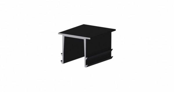 VAILLANT Endkappe, 47 x 35,4 mm für Montageschiene, schwarz (4 Stück)