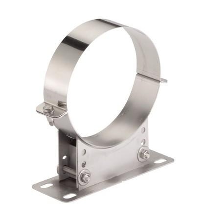 ZE Wandhalter ComfoVent 180 Verstellbar von 50 - 90 mm