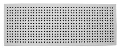 ZE Design-Gitter CLD breit, Roma weiß, 430 x 160 mm