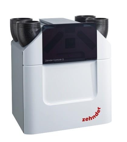 ZE ComfoAir Q450 TR mit integriertem Display