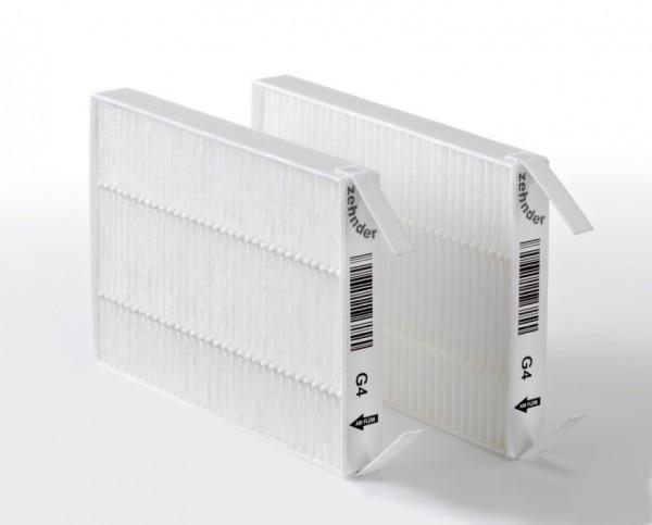 ZE Filterset G4 für ComfoSpot 50, 10 Stück