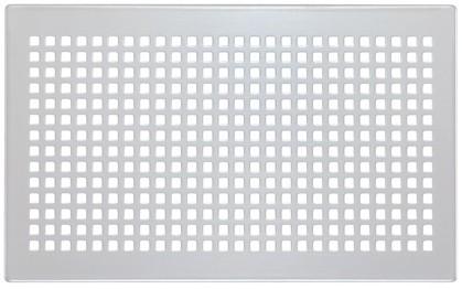 ZE Design-Gitter CLD, Torino Edelstahl, 260 x 160 mm