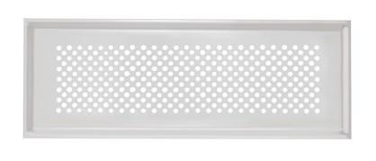 ZE Design-Gitter CLF, Pisa weiß, 350 x 130 mm
