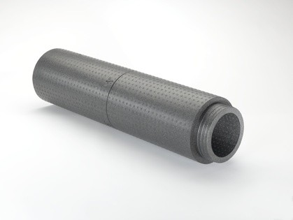 ZE Rohr ComfoPipe plus 200 L=1000 mm, D=286/200