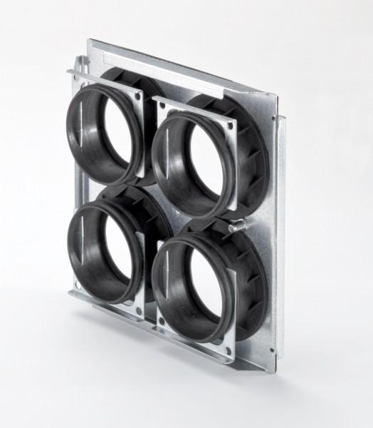ZE Montageplatte CW-M 220 - 4 x 75/P für ComfoWell