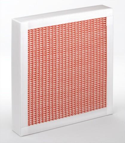 ZE Filter Pollenfiltergehäuse DN 150 F7, 287x287x44 mm, Inhalt 1 Stück