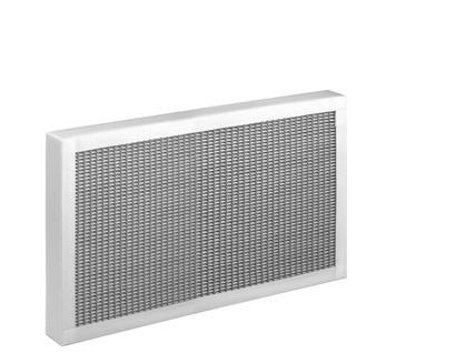 ZE Filter Kastengerät 820x608x96 G4, Inhalt 1 Stück