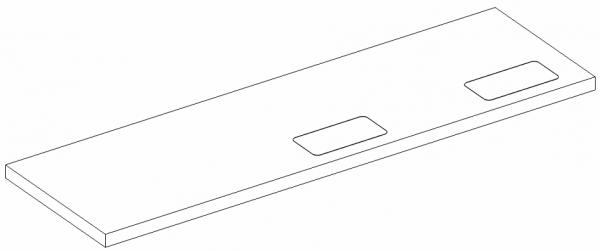 Heibad Lichtboard Modern