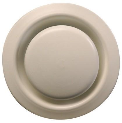 ZE Abluft-Tellerventil STB 1-125 DN 125, 142 mm