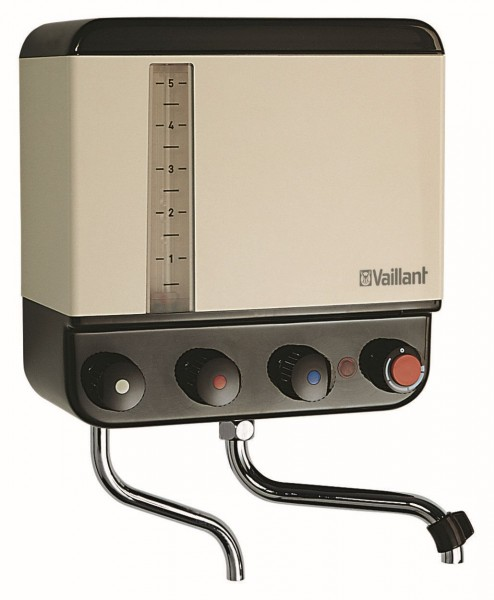 VAILLANT VEK 5 S braun/beige Elektro-Kochendwassergerät wandhängend 005121