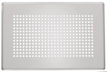 ZE Design-Gitter CLD, Roma Edelstahl, 300 x 200 mm