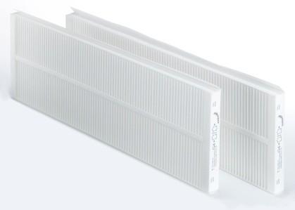 Zehnder Filter Filterset ComfoAir Q 350 Q450 Q600 G4, Inhalt 2 Stück 400502012
