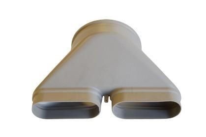 ZE Übergang CK 300 / DN 125 inkl. zwei Lippendichtungen