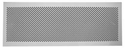 ZE Design-Gitter CLD breit, Venezia Edelstahl, 430 x 160 mm