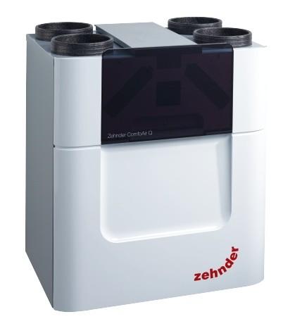 ZE ComfoAir Q600 ST Enthalpie mit integriertem Display