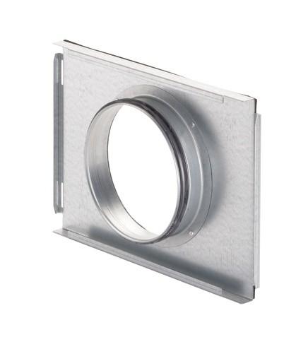 ZE Endplatte CW-P 420 - DN 200 für ComfoWell
