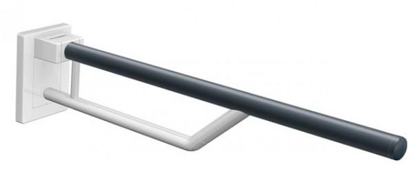 HEWI Stützklappgriff Duo, L:700 mm, Kst HEWI Stützklappgriff Duo, L:700 mm, Kst