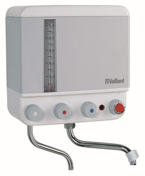 VAILLANT VEK 5 L weiss/hellgrau Elektro-Kochendwassergerät wandhängend 005122