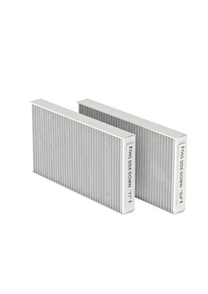ZE Filterset ComfoAir 180 G4/F7, Inhalt 2 Stück