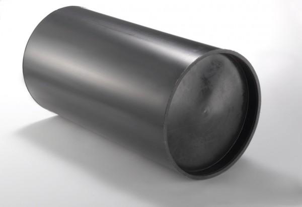Zehnder Wandeinbaurohr rund für ComfoSpot 50 aus Kunststoff, Länge 900 mm 527009130