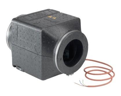 ZE iso-Defrosterheizung DN 125 0,7 kW, ohne Steuerung