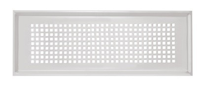 ZE Design-Gitter CLF, Torino Edelstahl, 350 x 130 mm