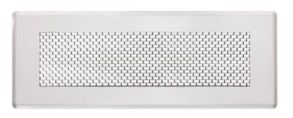 ZE Design-Gitter CLF, Grid one Edelstahl, 350 x 130 mm