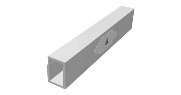 VAILLANT Schienenverbinder für Montageschiene 47 x 35,4 mm (2 Stück)