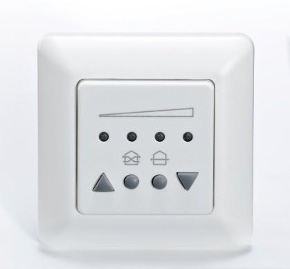 Zehnder Bedieneinheit LED Comfospot Twin 40 527006450