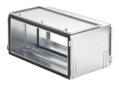 ZE Filtergehäuse CW-F 520 für ComfoWell