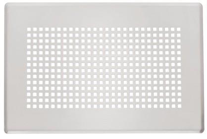 ZE Design-Gitter CLD, Torino Edelstahl, 300 x 200 mm