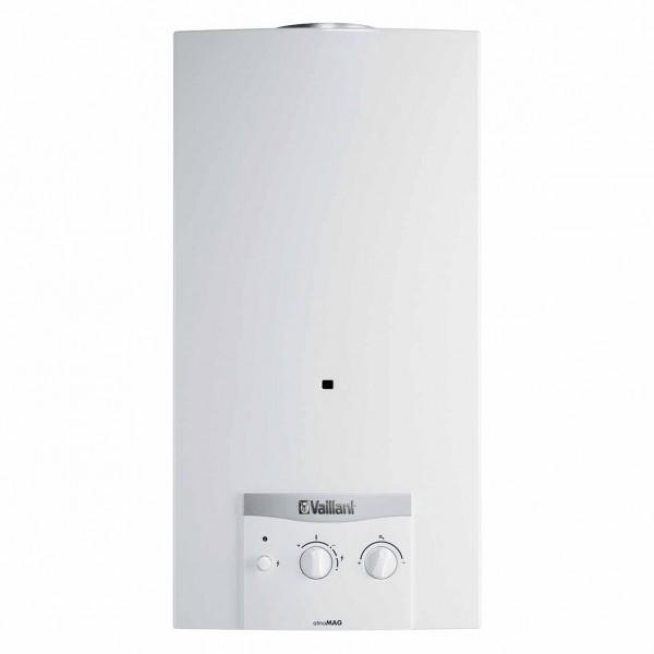 VAILLANT Warmwasser-Geyser MAG 144/1 G E Gas-Durchlaufwasserheizer für Kaminan-
