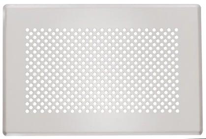 ZE Design-Gitter CLD, Pisa weiß, 260 x 160 mm