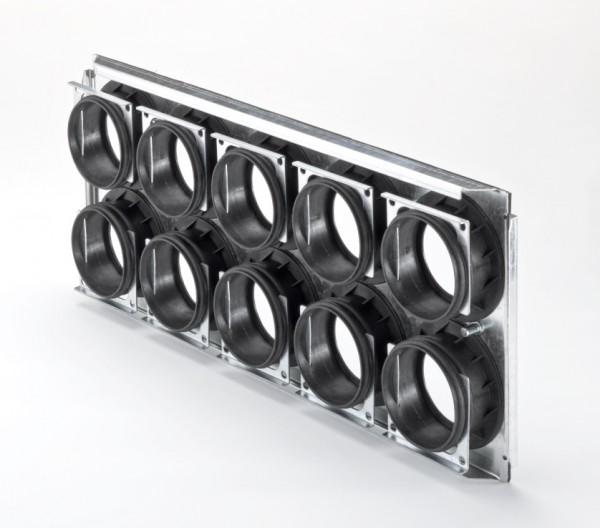 ZE Montageplatte CW-M 520 -10 x 90/P für ComfoWell