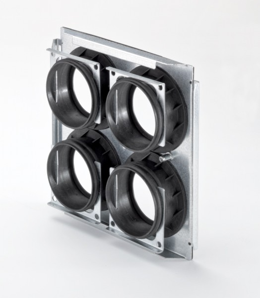 ZE Montageplatte CW-M 220 - 4 x 90/P für ComfoWell