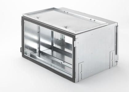 ZE Filtergehäuse CW-F 420 für ComfoWell